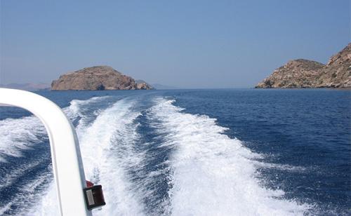 Paros Sea Transfers