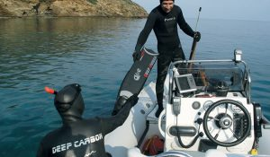 Paros spearfishing trips