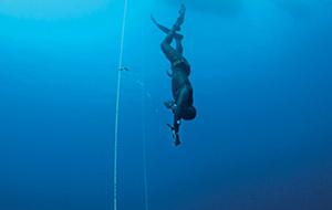 Paros Free Diving Trips